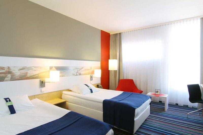 Holiday Inn Prague Airport Billede af værelser