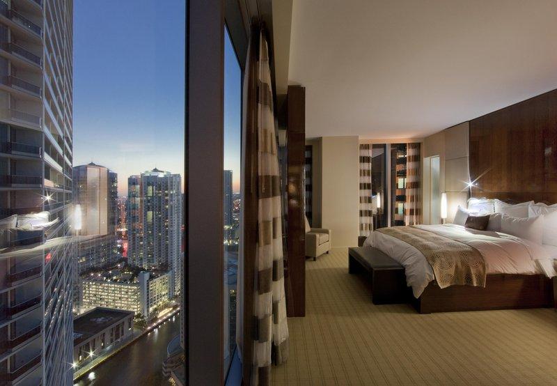 JW Marriott Marquis Miami 客室