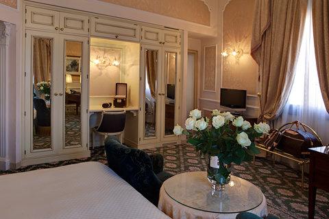 Grandhtl Majestic Gia Baglioni - Deluxe room - Venetian style