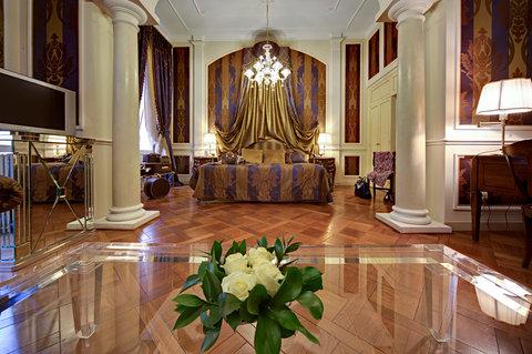 Grandhtl Majestic Gia Baglioni - Junior Suite Gianbologna