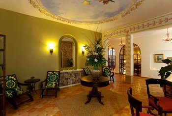 Guaycura Boutique Hotel & Spa - Lobby