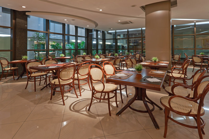 Holiday Inn  PORTO ALEGRE Restauration