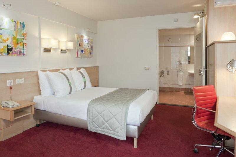 Holiday Inn Leiden Hotel Odanın görünümü