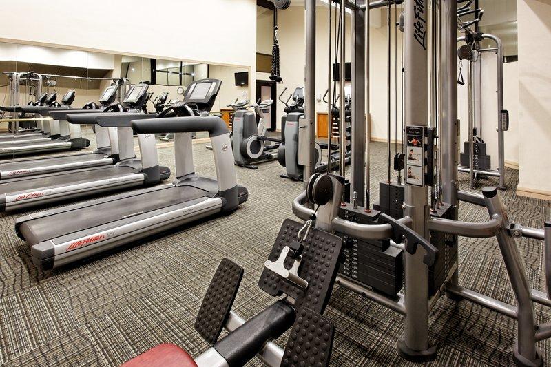 Crowne Plaza Hotel Santiago Fitness Club
