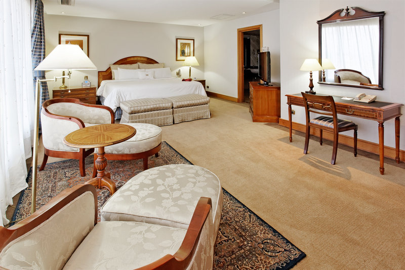 Crowne Plaza Hotel Santiago Apartmá
