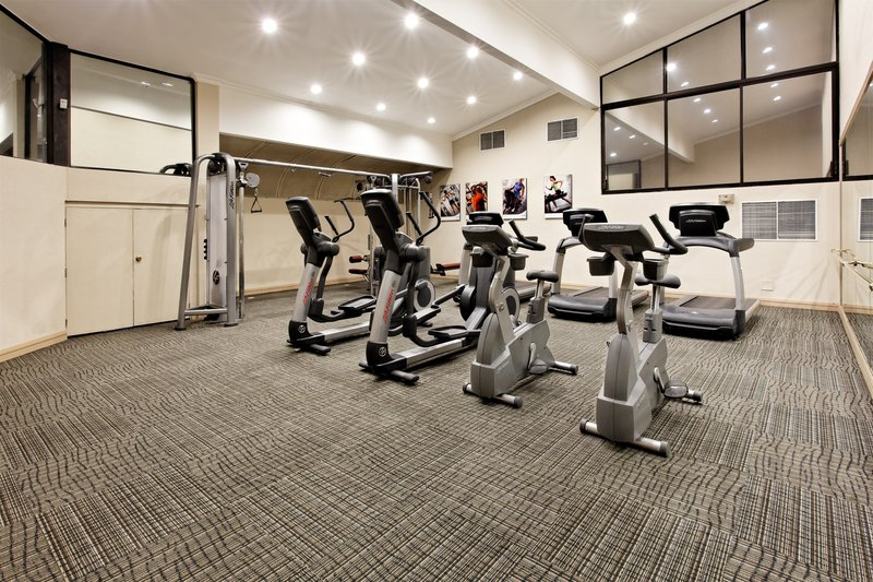 Crowne Plaza Hotel Santiago Fitness