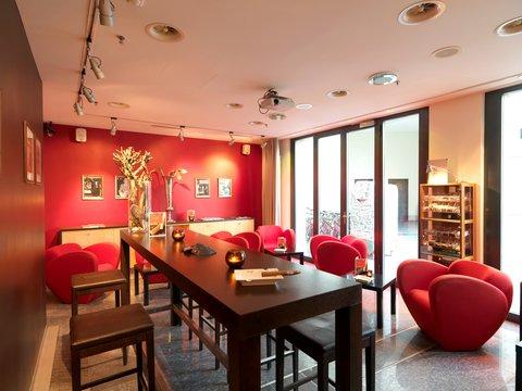 Hotel Allegro Bern - Zino Platinum Cigar Lounge Location