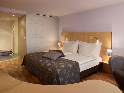 Hotel Allegro Bern - Hotel Allegro Comfort Zimmer