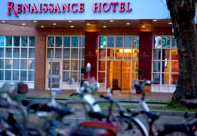 Renaissance Karlsruhe Hotel Außenansicht