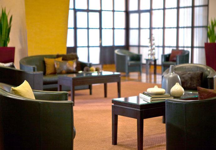 Renaissance Karlsruhe Hotel Lobby