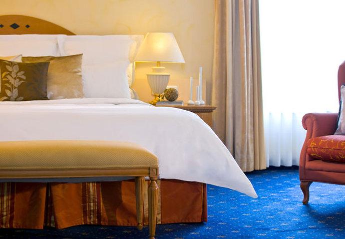 Renaissance Karlsruhe Hotel Zimmeransicht
