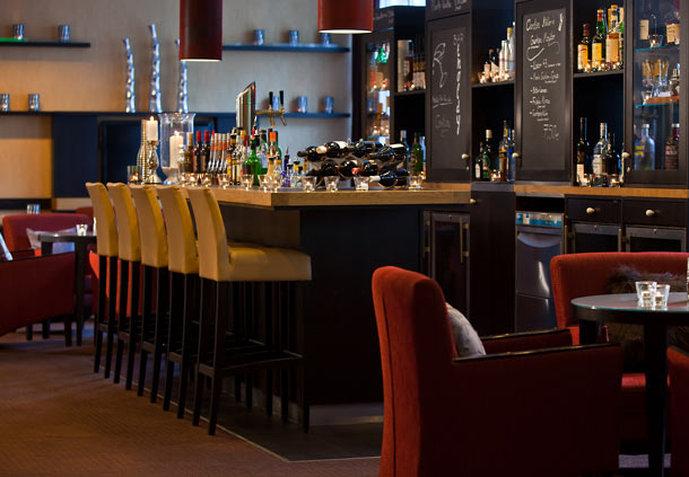Renaissance Karlsruhe Hotel Bar/Lounge