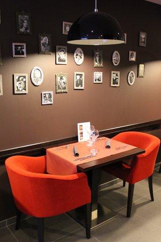 Marivaux Hotel - Meat Me Table