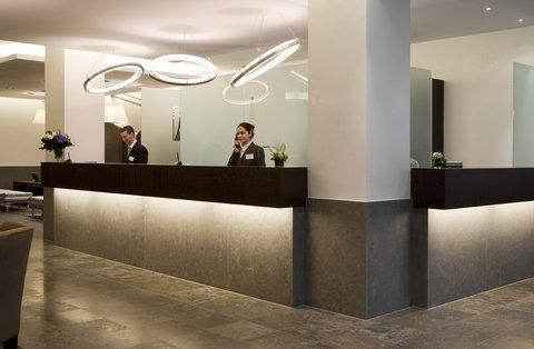 Marivaux Hotel - Reception Marivaux