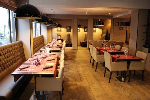Marivaux Hotel - Meat Me Brasserie