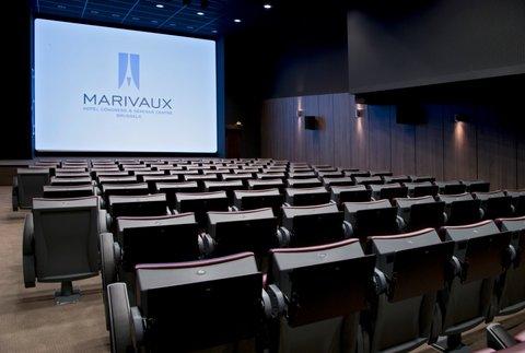 Marivaux Hotel - Auditorium Hitchcock
