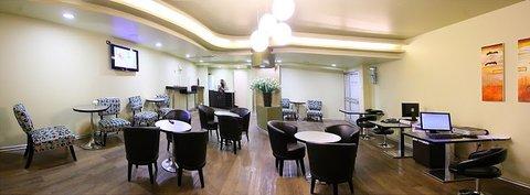 Leonardo Hotel Negev - Business Lounge
