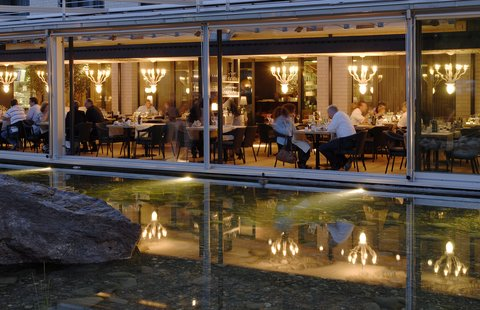 Hotel Allegro Bern - Restaurant Giardino
