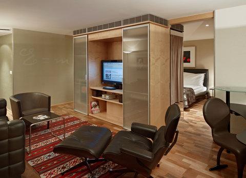 Hotel Allegro Bern - Hotel Allegro Panorama Suite