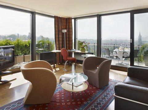 Hotel Allegro Bern - Hotel Allegro Penthouse Suite