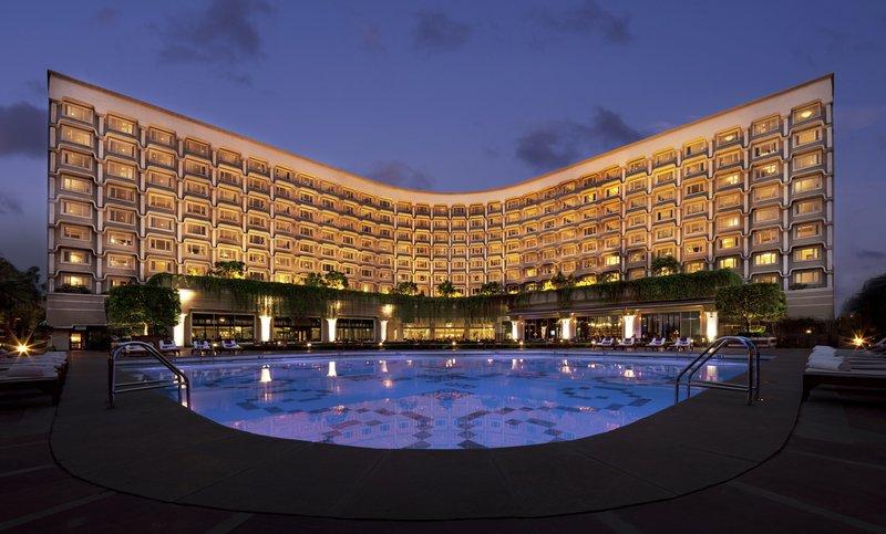 Taj Palace Hotel Fasad