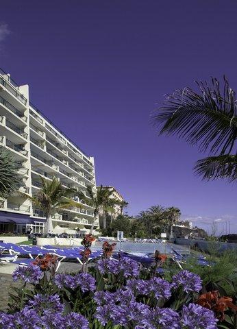 佩斯塔納灣海洋公寓酒店 - Exterior