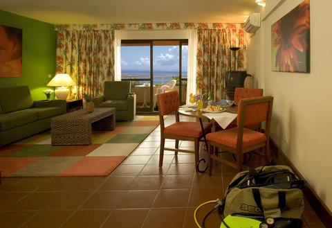 佩斯塔納灣海洋公寓酒店 - Guest Room