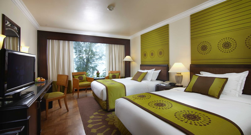 Holiday Inn Resort Penang 客房视图