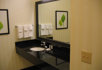 Fairfield Inn & Suites Jacksonville West - Room