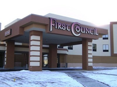 First Council Hotel - Newkirk, OK