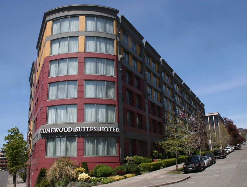 Homewood Suites by Hilton Seattle Downtown Exterior view