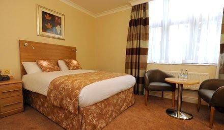 Weetwood Hall Classic Hotel Kilátás a szabadba