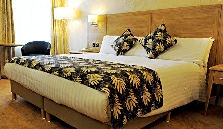 Weetwood Hall Classic Hotel Szobakilátás