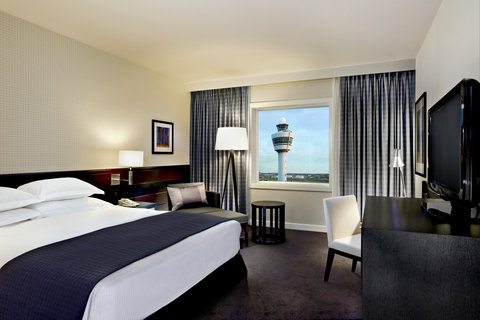 Sheraton Amsterdam Airport Hotel & Conference Center - Deluxe Guest Room