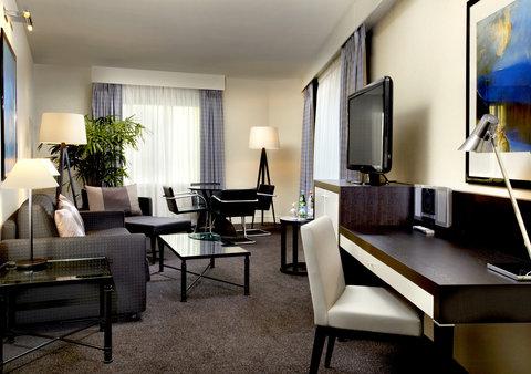 Sheraton Amsterdam Airport Hotel & Conference Center - Junior Suite