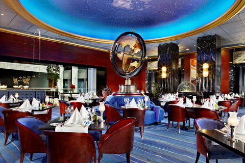 Sheraton Amsterdam Airport Hotel & Conference Center - Restaurant Voyager
