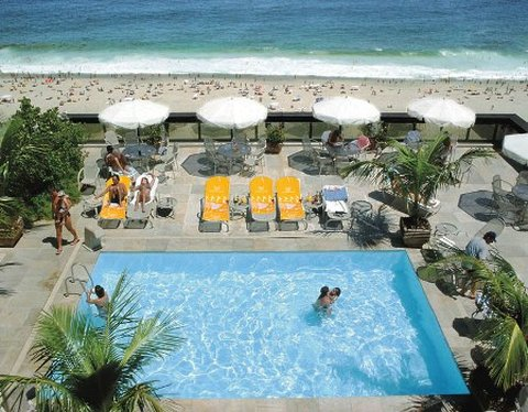 Excelsior Copacabana - Pool