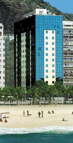 Excelsior Copacabana - Exterior