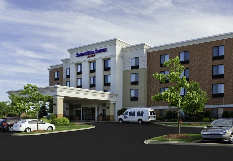 SPRINGHILL STES SOLON MARRIOTT
