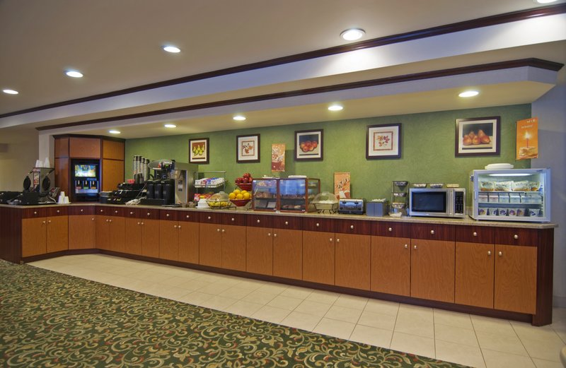 Fairfield Inn and Suites Long Island JFK Jamaica Étkezés