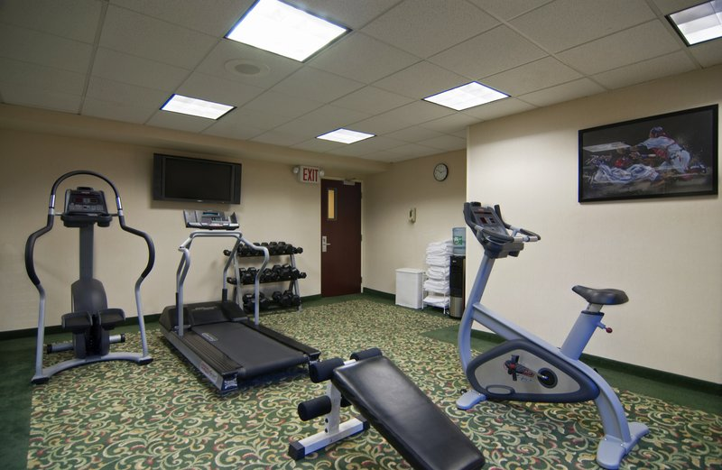 Fairfield Inn and Suites Long Island JFK Jamaica Fitness-klubb