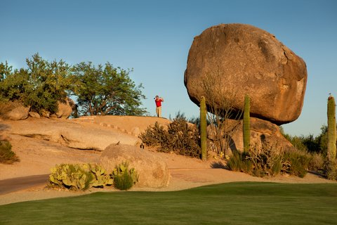Boulders Resort & Golden Door Spa - Rosie s Rock