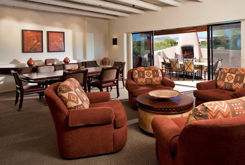 Boulders Resort & Golden Door Spa - Presidential Suite