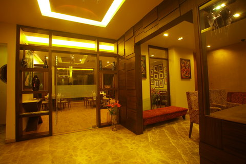 The Residence-Greater Kailash - Lobby