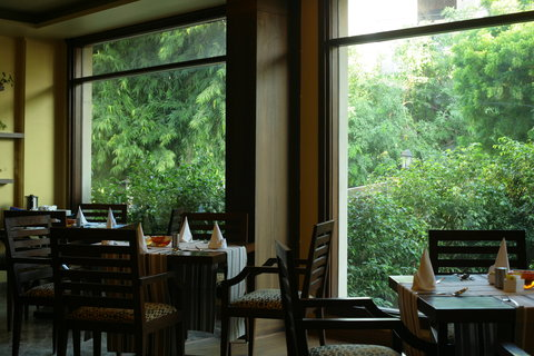 The Residence-Greater Kailash - Restaurant