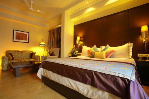 The Residence-Greater Kailash - Room