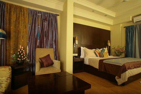 The Residence-Greater Kailash - TRGKRoom