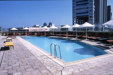 Grand Pacific LE DAIBA - Outdoor Pool summer season only