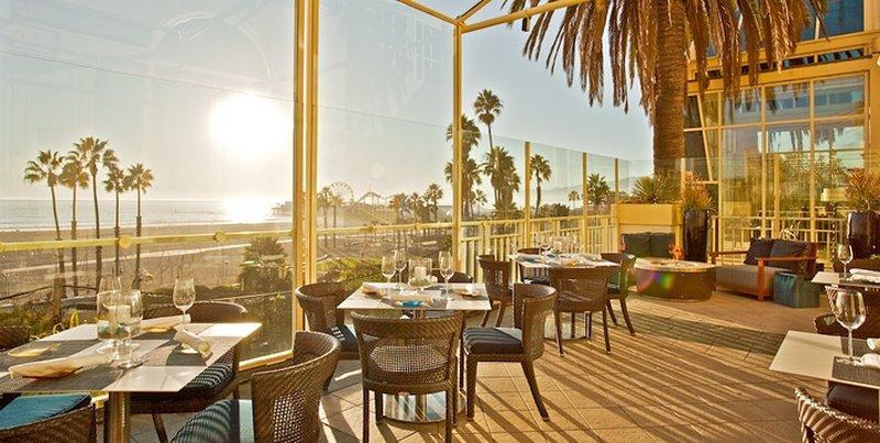 Loews Santa Monica Beach Hotel - Santa Monica, CA