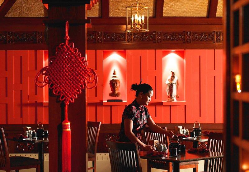 Doha Marriott Hotel Gastronomie